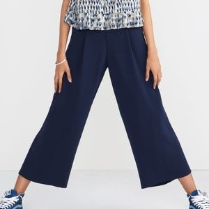 """MADEWELL """"Caldwell"""" Flare Trousers in Blue ~ NEW!"""
